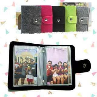 🚚 Mini photo booklet