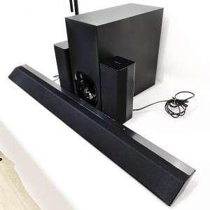 Sony HT RT5.1 channel wireless soundbar and surround system