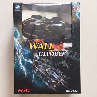 Wall Climber RC Car