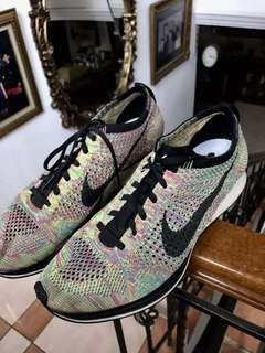 Nike Flyknit Racer Multicolor Authentic