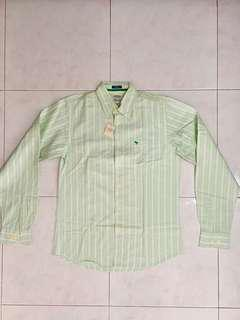 BNWT Abercrombie Long Sleeve Shirt Men M