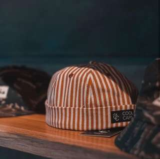 Beanie Cap Stripe
