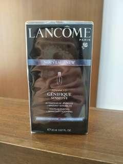 Lancome genifique sensitive