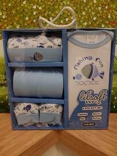 Premium Baby Boy Gift Set