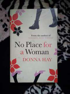 English Novel - No Place for a Woman