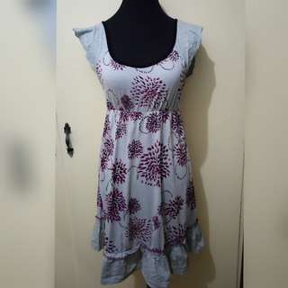 WA867 Floral Pambahay Dress - Bought but never Used