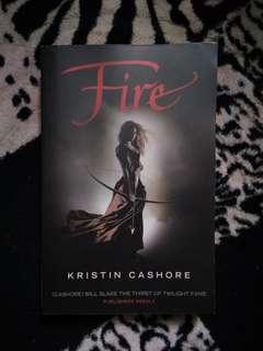 English Novel - Fire