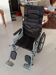 Universal wheel chair