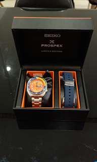 Seiko Prospex Limited Edition