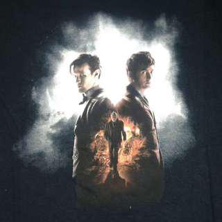 Doctor Who 50th Anniversary shirt