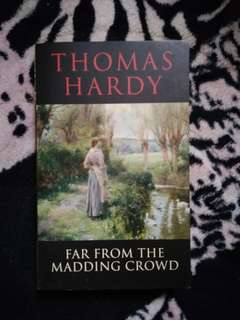 English Novel - Far From The Madding Crowd