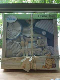 Classic Pooh Premium Baby Gift Set