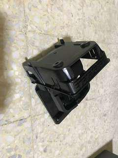 Vw golf mk5 mk6 cup holder