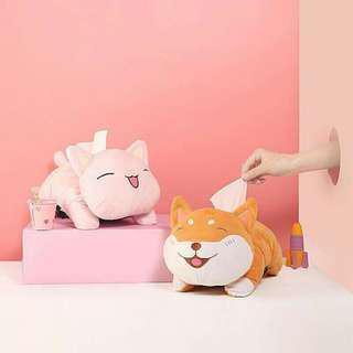 🎀 Cute Cartoon Tissue Box 🎀