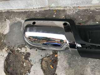 Rear bumper ford ranger T6 T7