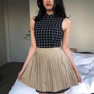 Crema skirt