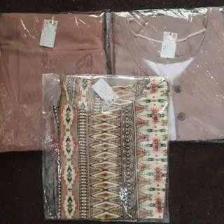 Take All Stock Lama (Kulot pendek, Midi dress, Blouse)