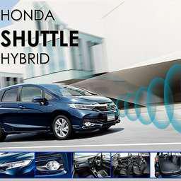 Honda Shuttle Hybrid 1.5 X Honda Sensing (A)
