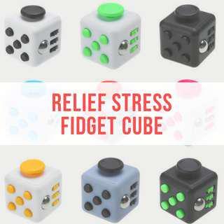 Fidget Cube & Spinner