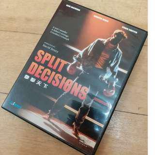 拳擊天下 Split Decisions DVD
