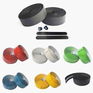 SANMU high-level bartape for fixie/road bike drop bar .durable, breathable and tactile perforated Microtex material.