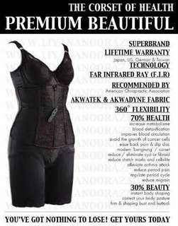 Premium Beautiful Korset - Used