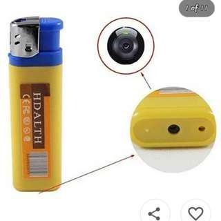 Lighter Spy DVR Hidden Camera Cam Camcorder USB DV Digital Video Recorder