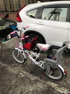 親子自行車
