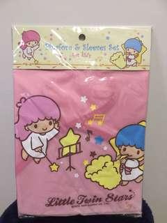 Twin Stars 圍裙手袖套裝