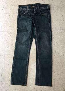 Levi's Denim 522 Slim Jeans