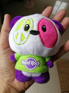 Hard Rock Plushies