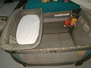 Box bayi, Changing Diaper dan Baby Crib