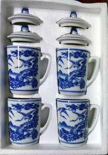 🚚 金門瓷器…有蓋茶杯