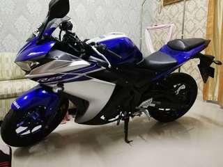 Sambung Bayar Yamaha R25