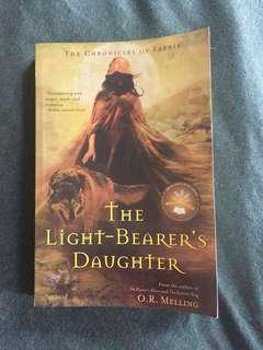 YA Fantasy The Light Bearer's Daughter
