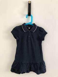 ★。Uniqlo Polka Dots Girl.。一★  Size 110✧FREE Postage within Malaysia