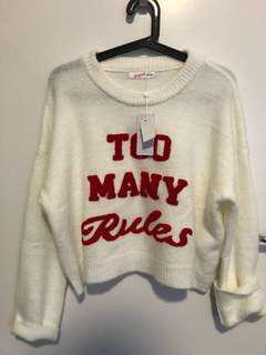 Women's sweater size s - m
