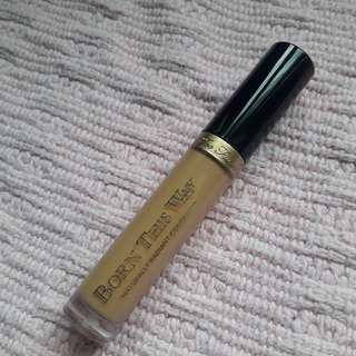 Authentic Two Faced Born This Way Naturally Radiant Concealer