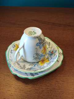 Tea cup set (bone china) England