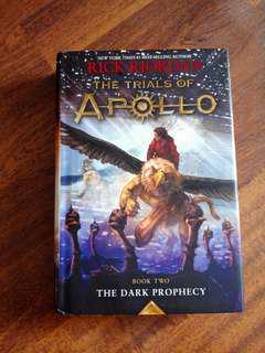 The Trials of Apollo - The Dark Prophecy