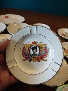 Antique Ashtray (bone china)England