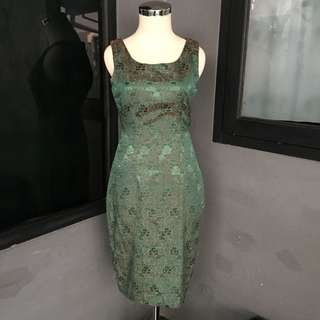 Dress handmade fit to M 1x pakai