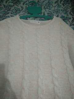 Sweater +rok rajut