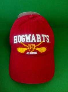 Bioworld Harry Potter Hogwarts Snapback cap 哈利波特 霍格華茲 魔法學校 cap帽(棗紅色)