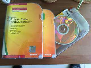 Microsoft office 2007 home and students