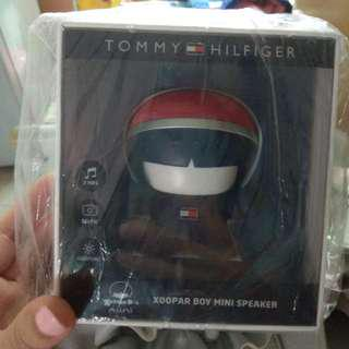 全新2018限定版 tommy hilfiger Xoopar Boy Mini Bluetooth Speaker 藍芽喇叭 可selfie 有燈