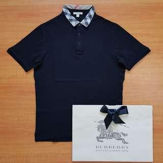 BURBERRY Poloshirt 100% Original