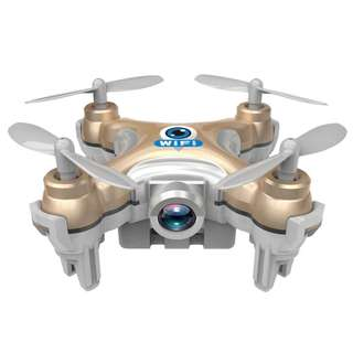 1275. Cheerson CX-10W Quadcopter Mini Drone Helicopter Aircraft