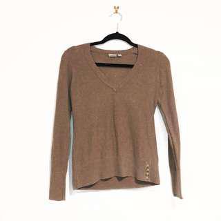 (S) Esprit V-Neck Sweater
