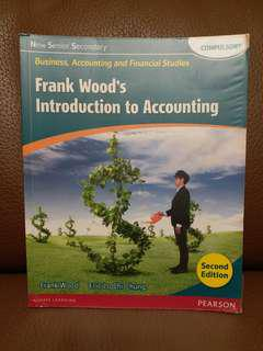 Frank Wood's Introduction to Accounting